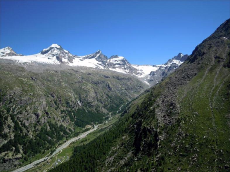 Di fronte al paradiso, Val Savarenche