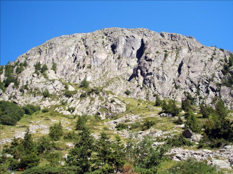 Aiguilles rouges de Chamonix, Mont Oreb, L`été indien